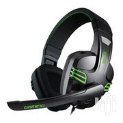 Gaming Headphone With Microphone For PC Over Ear Headphones Noise Canc | Headphones for sale in Nairobi, Nairobi Central