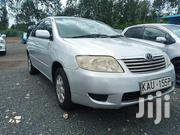Toyota Corolla 2003 Sedan Silver | Cars for sale in Nairobi, Nairobi Central