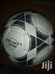 Pure Leather Ball | Sports Equipment for sale in Nairobi, Baba Dogo