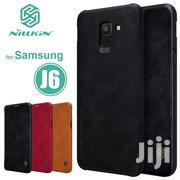 Samsung Galaxy J6 Nillkin Qin Series Cell Phone Flip Leather Case | Accessories for Mobile Phones & Tablets for sale in Nairobi, Nairobi Central