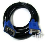 20m VGA To VGA Cable (Black)   Accessories & Supplies for Electronics for sale in Nairobi, Nairobi Central