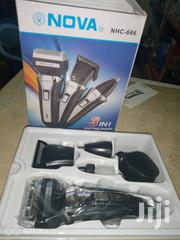 Nova Rechargeable Smoother,Shaver And Nose Trimmer | Tools & Accessories for sale in Nairobi, Nairobi Central