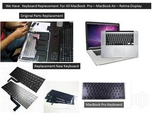 Apple Macbook Pro, Retina And Macbook Air Keyboard Replacement