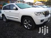 Jeep Grand Cherokee Limited 4X4 2013 White   Cars for sale in Nairobi, Kilimani