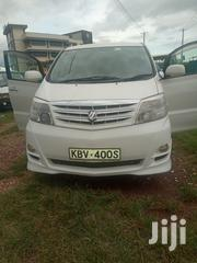 Toyota Alphard 2007 White | Cars for sale in Nairobi, Roysambu