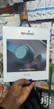 AZ-007 Wireless Bluetooth Headphones | Headphones for sale in Nairobi, Kilimani