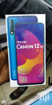 New Tecno Camon 12 Air 32 GB Blue | Mobile Phones for sale in Nairobi, Nairobi Central