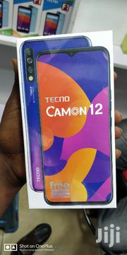 New Tecno Camon 12 64 GB Blue | Mobile Phones for sale in Nairobi, Nairobi Central
