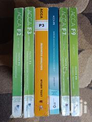 Books - ACCA Accounting | Books & Games for sale in Nairobi, Harambee