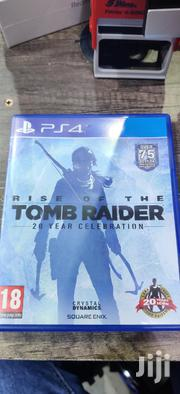Rise of the Tombraider Ps4 | Video Games for sale in Nairobi, Nairobi Central
