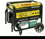 Tiger 6500AE 5kva Generator With Wheels And Handle | Electrical Equipment for sale in Nairobi, Nairobi Central