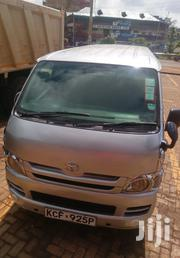 Toyota Hilux 2010 Silver | Buses & Microbuses for sale in Meru, Igoji East