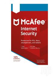 Mcafee Internet Security 2020 1 Device (1PC) 1 Year Antivirus | Software for sale in Nairobi, Kwa Reuben