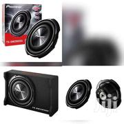 PIONEER TS-SW2502S4 10 INCH 1200 WATTS SHALLOW MOUNT SUBWOOFER | Vehicle Parts & Accessories for sale in Nairobi, Nairobi Central