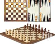 *3 In 1 (Chess, Checkers, Backgammon)- | Books & Games for sale in Nairobi, Nairobi Central