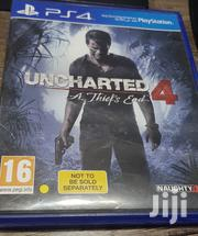 Ps4 Uncharted 4 | Video Games for sale in Nairobi, Nairobi Central