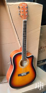 41 Inches Davis Semi Acoustic Box Guitar | Musical Instruments & Gear for sale in Nairobi, Nairobi Central