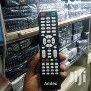Amtec Tv Remote | Accessories & Supplies for Electronics for sale in Nairobi, Nairobi Central