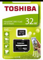 Toshiba 32gb Memory Card | Accessories for Mobile Phones & Tablets for sale in Nairobi, Nairobi Central