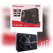 PIONEER TS-WX306B 30CM SUBWOOFER PRE LOADED IN SEALED ENCLOSURE 1300W | Vehicle Parts & Accessories for sale in Nairobi, Nairobi Central