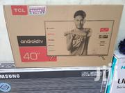 """TCL 40"""" Smart Android 