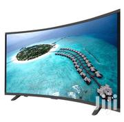 Vision Plus VP8843C FHD Smart Curved, Android LED TV - Black 43"