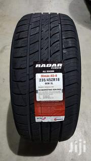 235/45zr18 Radar Tyres Is Made in China | Vehicle Parts & Accessories for sale in Nairobi, Nairobi Central