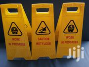 Caution Board   Safety Equipment for sale in Nairobi, Nairobi Central