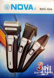 Nova 3 in 1 Electric Shaving Machine/Shaver | Tools & Accessories for sale in Nairobi, Nairobi Central