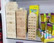 Jenga Blocks . Available In Size Big ,Medium And Small | Books & Games for sale in Nairobi, Nairobi Central