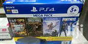 Ps4 Slim Mega Pack 1tb +3games+1pad Control | Video Game Consoles for sale in Nairobi, Nairobi Central