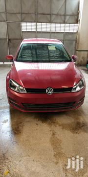 Volkswagen Golf 2014 Red | Cars for sale in Mombasa, Ziwa La Ng'Ombe