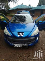 Peugeot 308 2011 CC 1.6 Blue | Cars for sale in Nairobi, Imara Daima