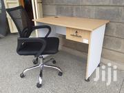Desk 1meter+ Chair Ksh. 11,950 With Free Delivery | Furniture for sale in Nairobi, Nairobi West