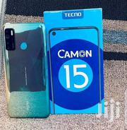New Tecno Camon 15 64 GB Blue | Mobile Phones for sale in Nairobi, Pangani