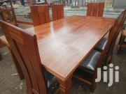 Dinning Table 6chairs | Furniture for sale in Nairobi, Ngando