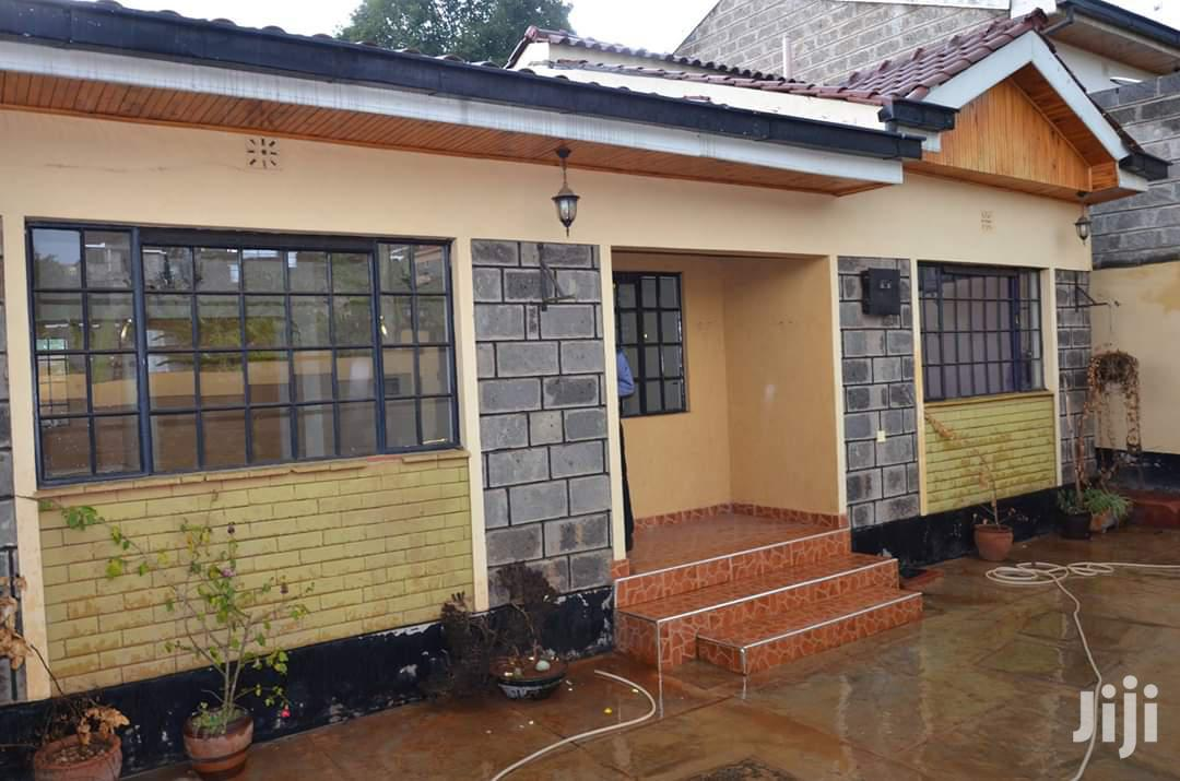 Ruaka 3 Bedroom Bungalow In A Gated Estate