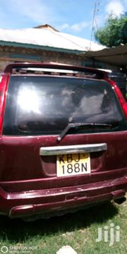 Nissan X-Trail Automatic 2002 Red | Cars for sale in Mombasa, Bamburi