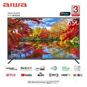 Aiwa 65 Inches 4K Ultra HD LED Television | TV & DVD Equipment for sale in Nairobi, Nairobi Central