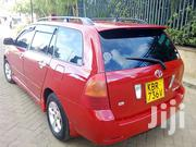 Toyota Fielder 2009 Red | Cars for sale in Laikipia, Thingithu