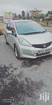Honda Fit 2011 Automatic Silver | Cars for sale in Kiambu, Ndenderu
