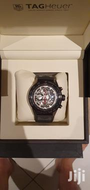 Tag Heuer Carrera 01 Automatic Watch 450k ONLY. Market Price: 600k. | Watches for sale in Nairobi, Nairobi Central