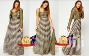 Classy Maxi Dresses With Matching Bolero | Clothing for sale in Nairobi, Mugumo-Ini (Langata)