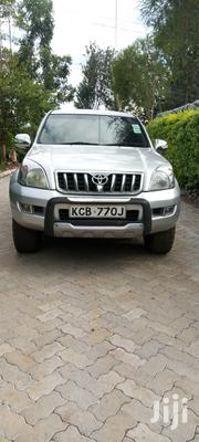 Toyota Land Cruiser Prado 2007 Gray | Cars for sale in Kiambu, Township E