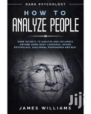 How to Analyze Pple-Dark Secrets by James W. Williams-Ebooks/Softcopy | Books & Games for sale in Nairobi, Nairobi Central