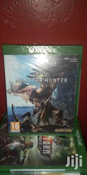 Monster Hunter World Xbox One Games | Video Game Consoles for sale in Nairobi, Nairobi Central