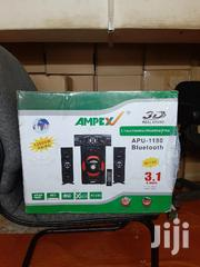 Ampex Sound System - 3.1 Woofer - 12000W Pmpo - Bluetooth/Usb/Sd/Fm | Audio & Music Equipment for sale in Uasin Gishu, Kimumu