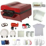 Heat Transfer Images Onto The Sublimation Products | Printing Equipment for sale in Nairobi, Nairobi Central