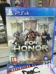 Ps4 For Honor | Video Games for sale in Nairobi, Nairobi Central
