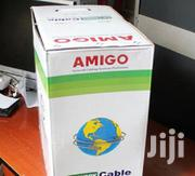 305m Amigo Cat6 UTP Pure Copper Networking Cable | Accessories & Supplies for Electronics for sale in Nairobi, Nairobi Central